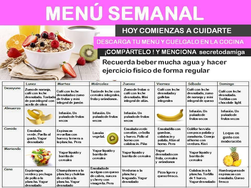 Dieta Semanal Para Perder Peso Rapido Como Fazer Caminhada E Nao Perder Peso